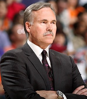 Mike D'Antoni resigns as Lakers Head Coach.  Photo Courtesy:  papermag.com.