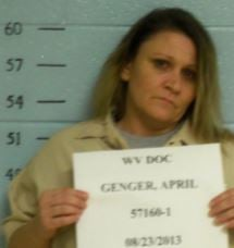 Police are looking for April Genger, a Charleston Work Release Center escapee.