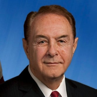 "Elliott ""Spike"" Maynard, Former WV Supreme Court Justice, died Thursday.  Photo Courtesy:  votesmart.org."