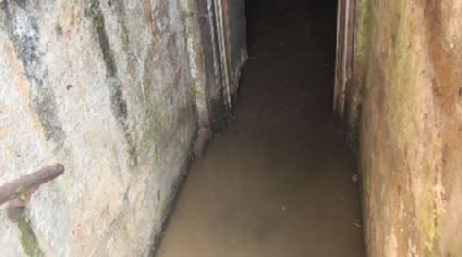 Severe storms in Logan flooding basements