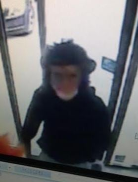 Woman dressed as monkey robs bank in Baker, WV