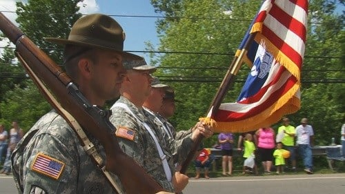 Celebration of the 4th of July in Ripley, WV