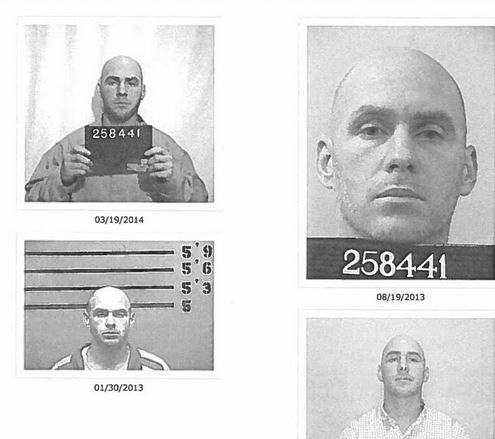 Paul Nance  inmate number 25844 escaped from a correction facility in Lexington, KY on Sunday, August 3rd. Kentucky State Police are now searching for him