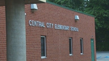 Central City Elementary School is working to eliminate bad behavior in students.