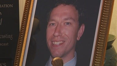 Wesley Ryan, local radio personality who took his life three years ago.