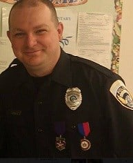 Ofc. Steven Smith was shot in 2011