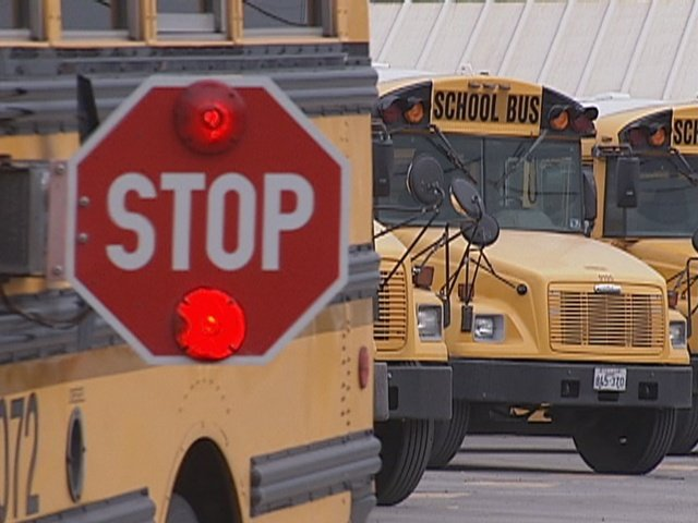 A Dunbar, WV road closure is effecting school bus routes beginning Monday, April 21