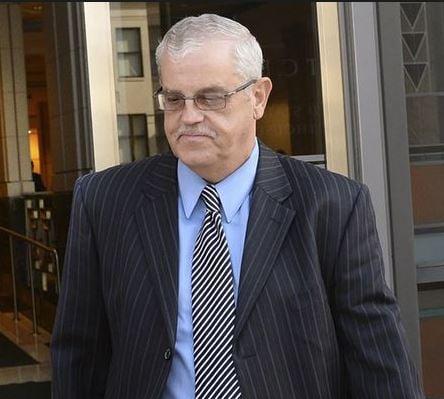 Former Mingo County Judge Michael Thornsbury