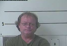 Clarence Tincher of Greenup County KY was arrested and lodged into the Boyd County Detention Center.