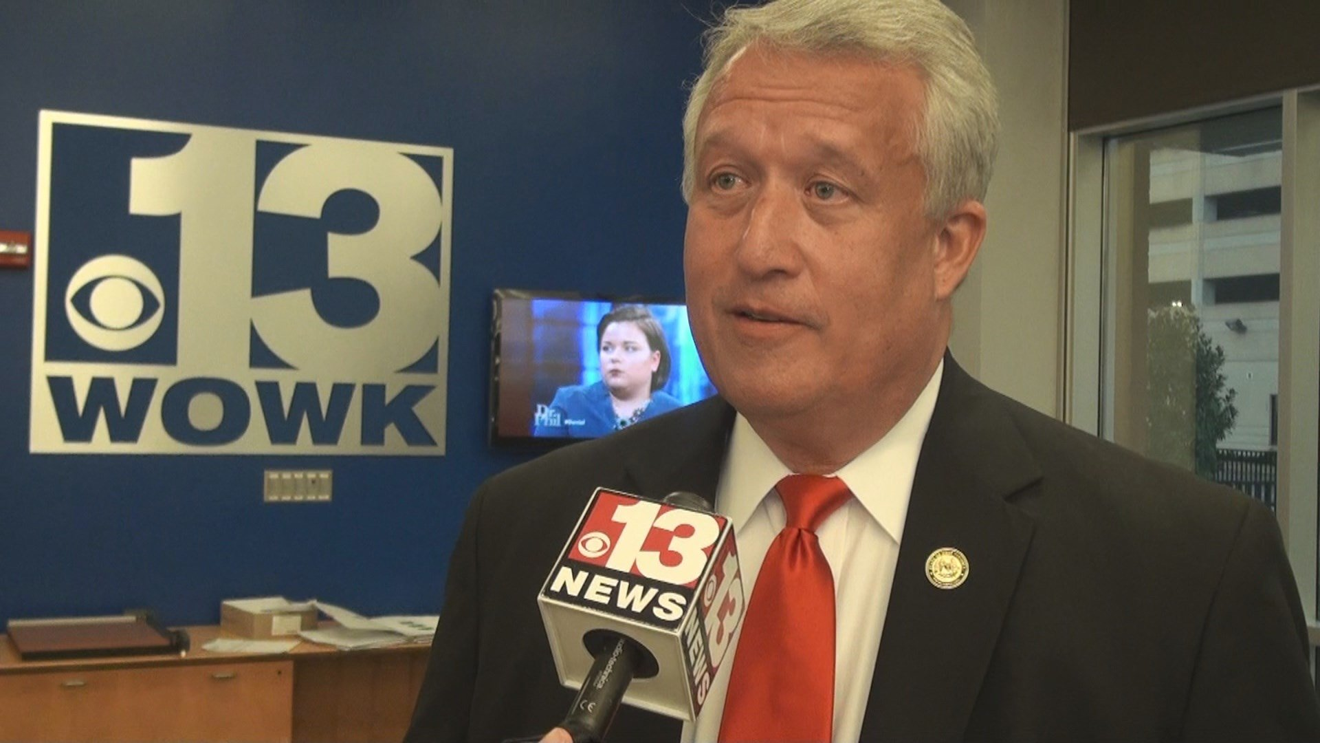 Sen. Bill Cole (R) supports right-to-work bill