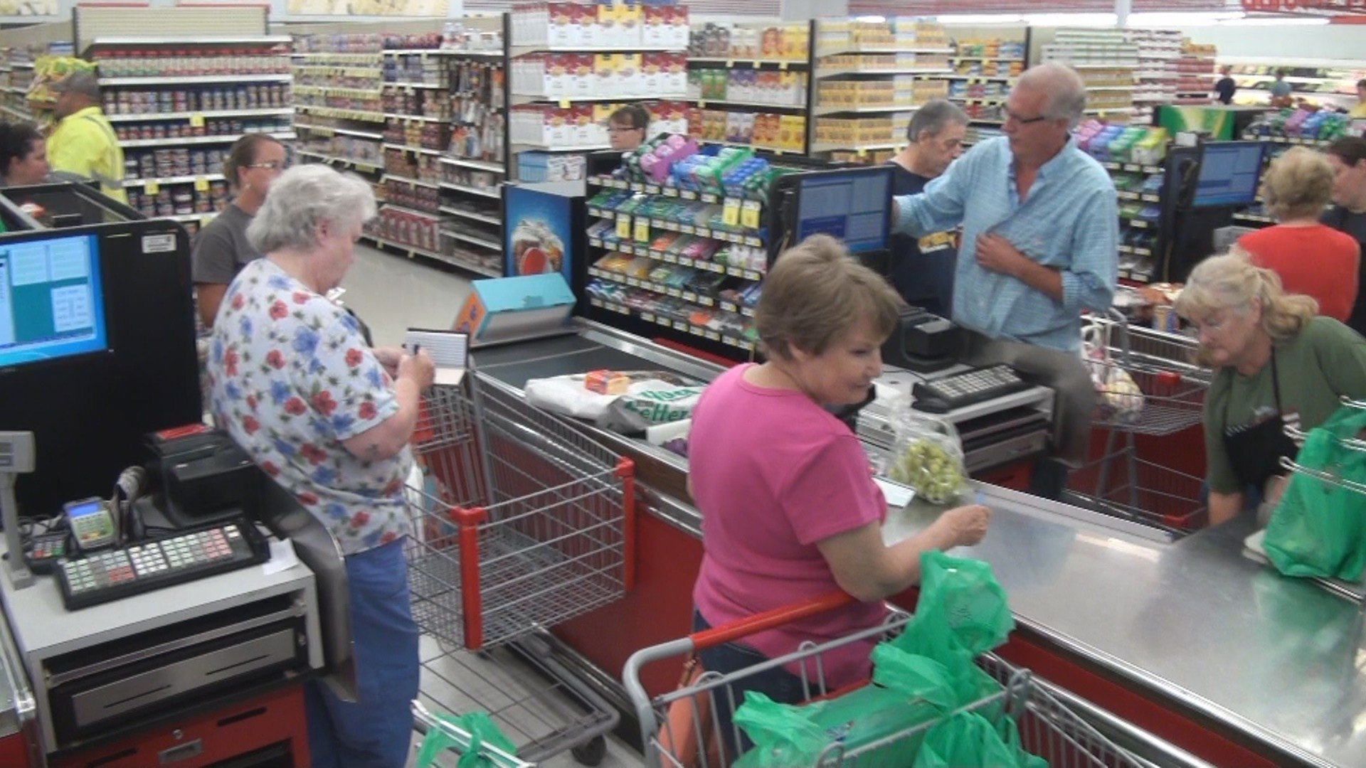 Popular grocery store back open in elkview wv wowk 13 for What grocery stores are open today