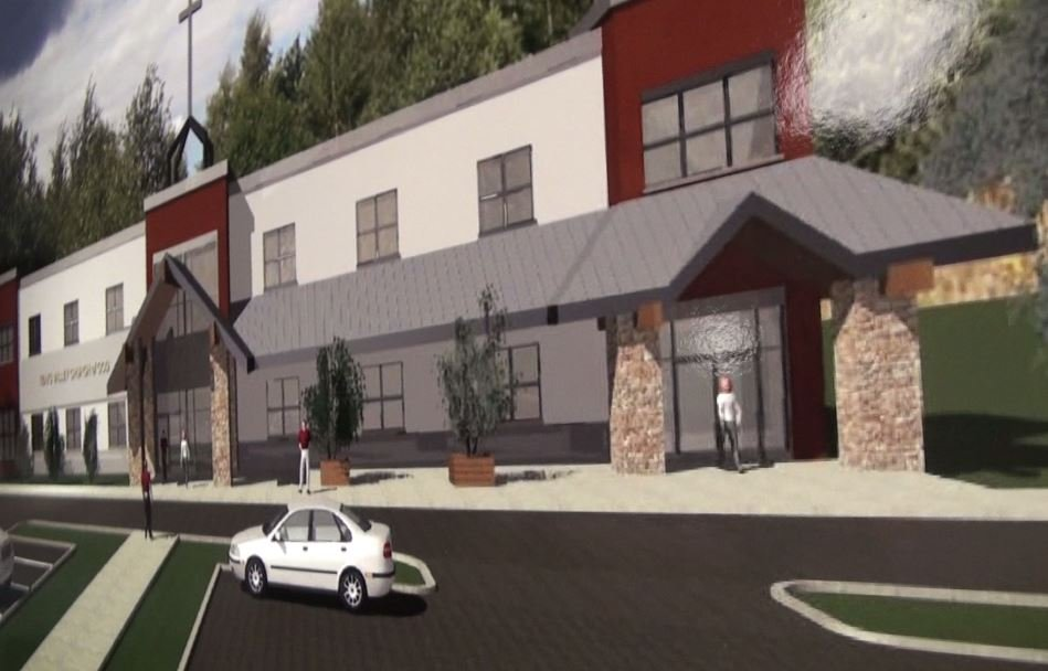Putnam County church for sale plans to build brand new facility