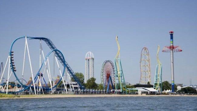 Cedar Point offering BOGO tickets for limited time - WBOY ...