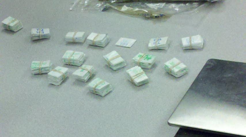 Kanawha deputies make big drug bust in St. Albans