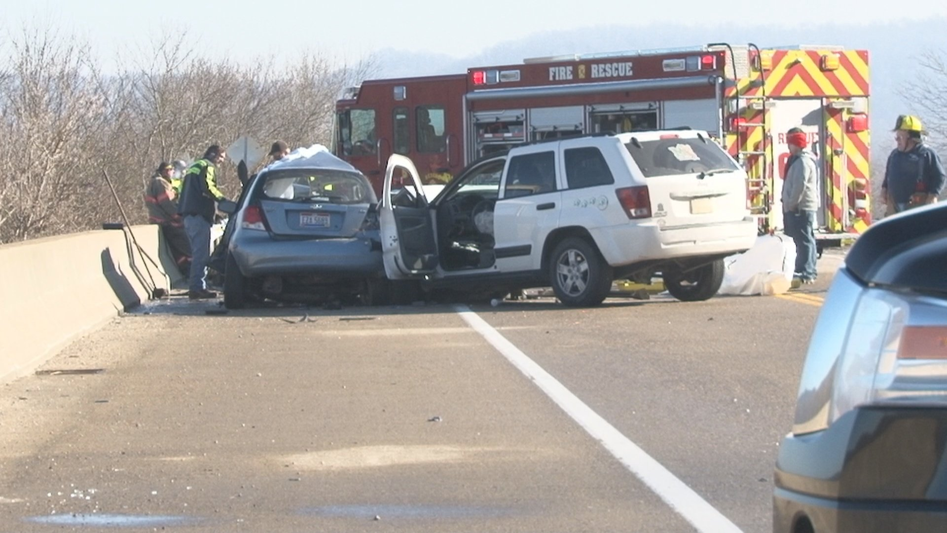 Rt 2 Fatal Crash Victims Names Released Wowk 13 Charleston Huntington Wv News Weather Sports