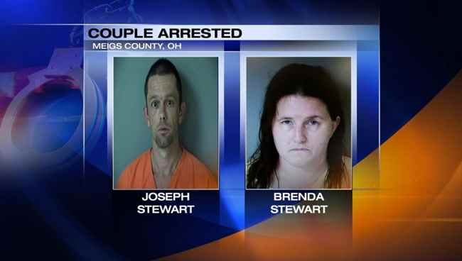 Ohio couple arrested on drug charges in Meigs County