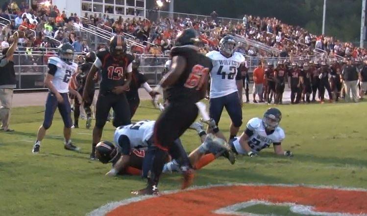 ... first loss - WOWK 13 Charleston, Huntington WV News, Weather, Sports