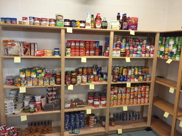 community food pantry to be held at riverside high school